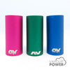 Able Coloured Sleeve - Aluminium