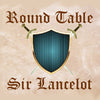 Sir Lancelot by Round Table