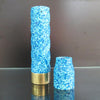 T.E.A.M. Mod and Cap Set - Blue Glow-in-the-Dark Speckle Finish