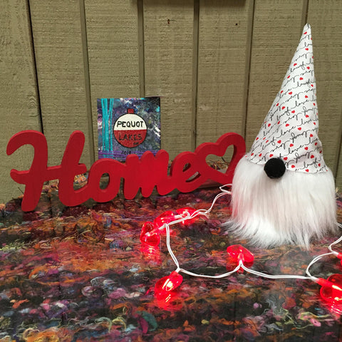 No Sew Gnome Make-A-Long Class February 6th @ 2 pm