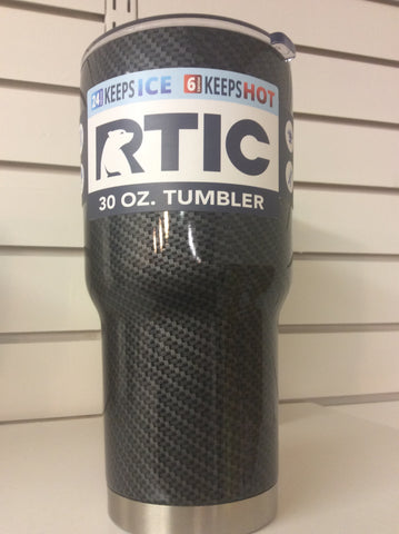 Ozark Trail custom hydrodipped Tumbler Carbon Fiber