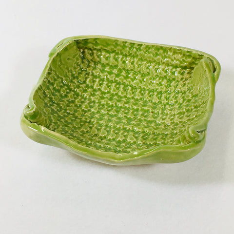 Green Deco Bowl