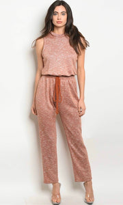 Teddy Jumpsuit