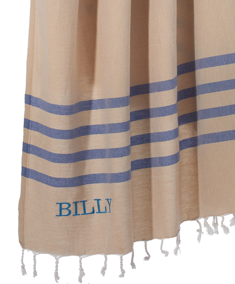 Stripe Edge Hammam Towel