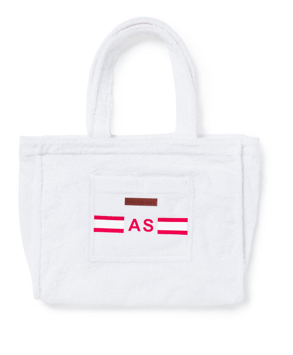 Monogram Towelling Bag
