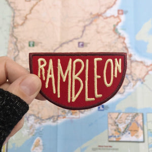 Ramble On Patch