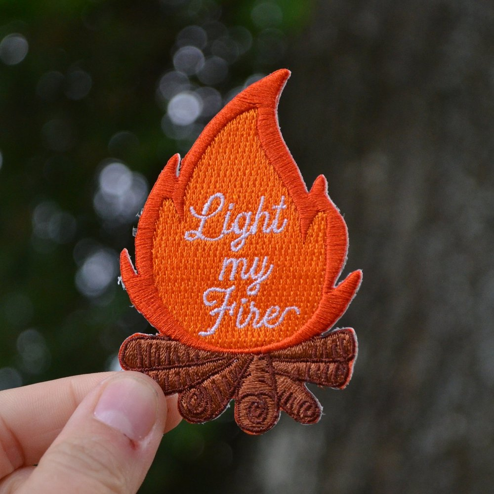 Light My Fire Patch