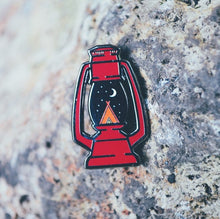 Load image into Gallery viewer, Lantern Enamel Pin