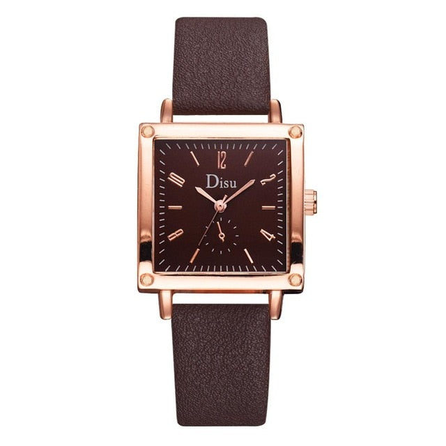 Artemis Disu Leather Watch