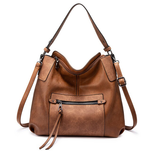Rhea Leather crossbody bag