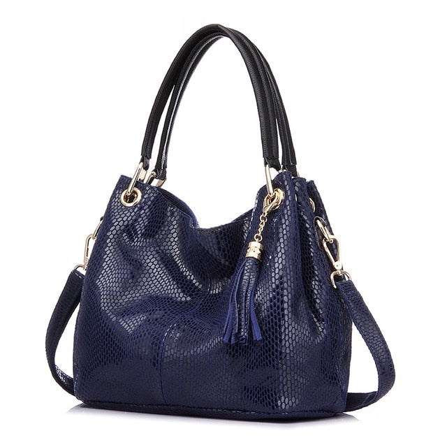 Rhea Fashion Leather handbag