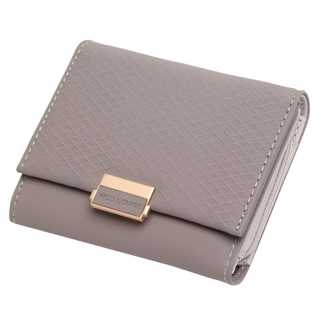 Rhea Leather  Wallet