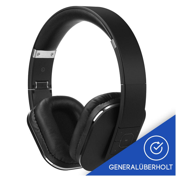 (generalüberholt) August EP650 - Kabelloser Over-Ear Bluetooth v4.2 NFC Kopfhörer mit aptX Low Latency - Daffodil Germany GmbH