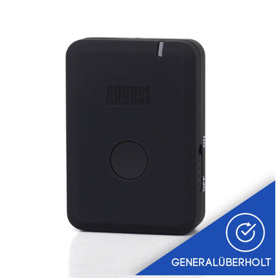 (generalüberholt) August MR250 - Bluetooth Audio Transmitter / Sender mit aptX Low Latency - Daffodil Germany GmbH
