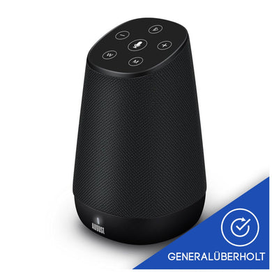 (generalüberholt) August Venus - Multiroom WI-Fi Laustprecher mit Bluetooth und Amazon Alexa Sprachservice - Daffodil Germany GmbH