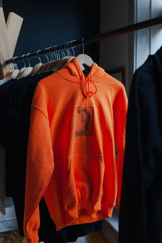 Possession Hoodie - Orange (Limited)