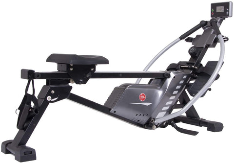 Body Power BRW3268 3-in-1 Conversion Rowing Machine with Strength Resistance Cable Training - Body Flex Sports