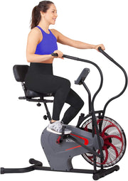 Body Rider BRF980 Upright Fan Bike - body flex sports