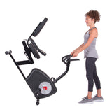 Body Champ BRB2866 Magnetic Recumbent Bike - body flex sports