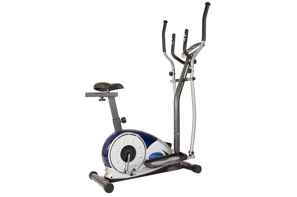 Body Champ BRM3671 Cardio Dual Trainer - body flex sports