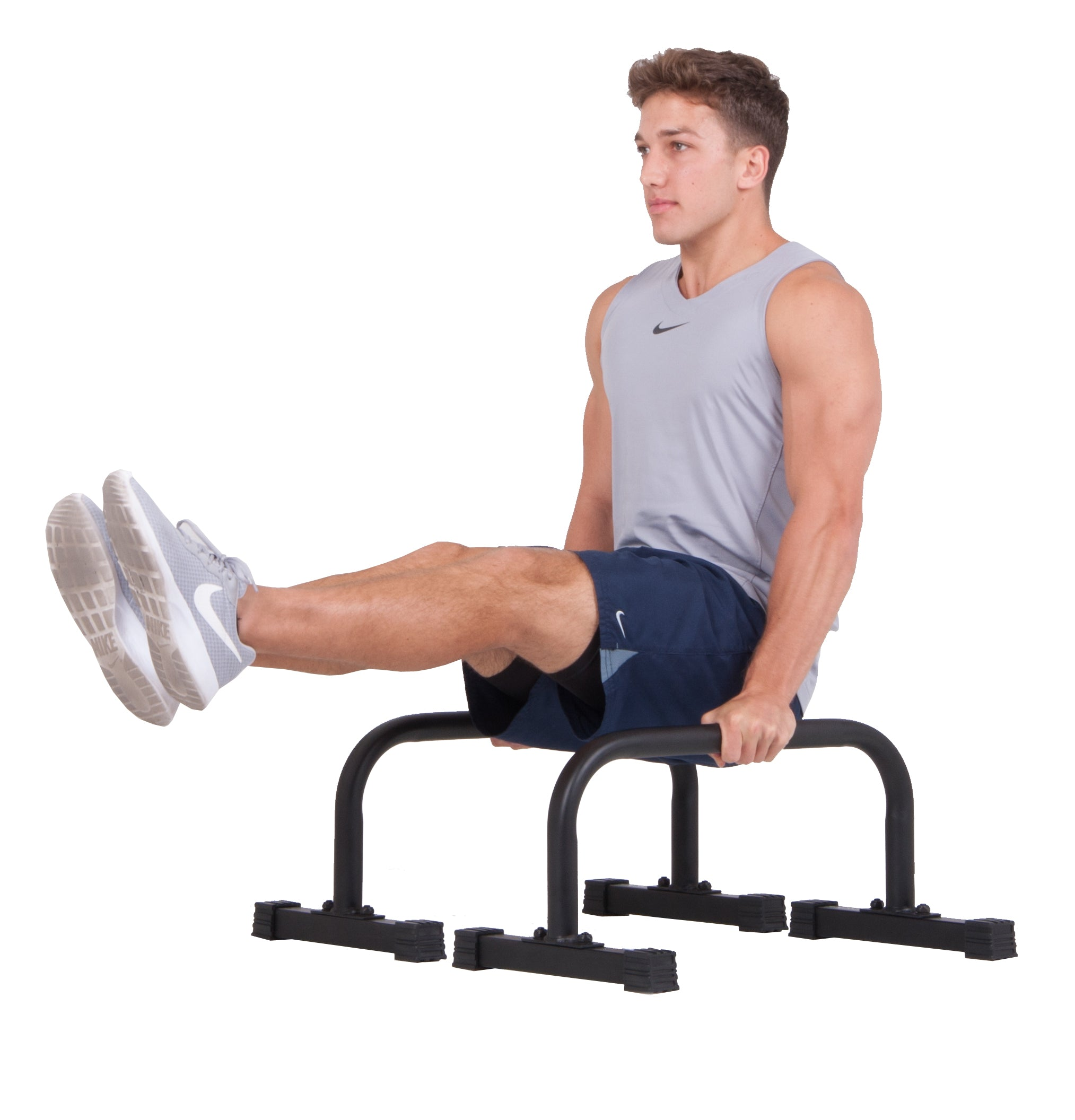 Body Power PL1000 Push up Stand Parallettes - body flex sports