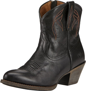 Ariat Womens Darlin Old Black Boot
