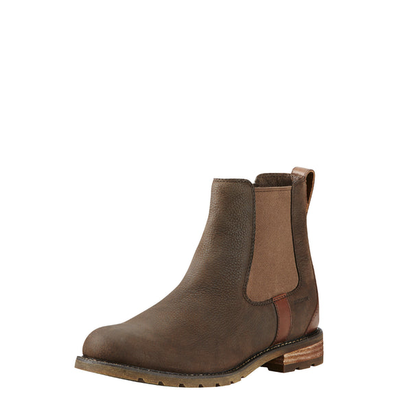 Ariat Womens Wexford Waterproof Java