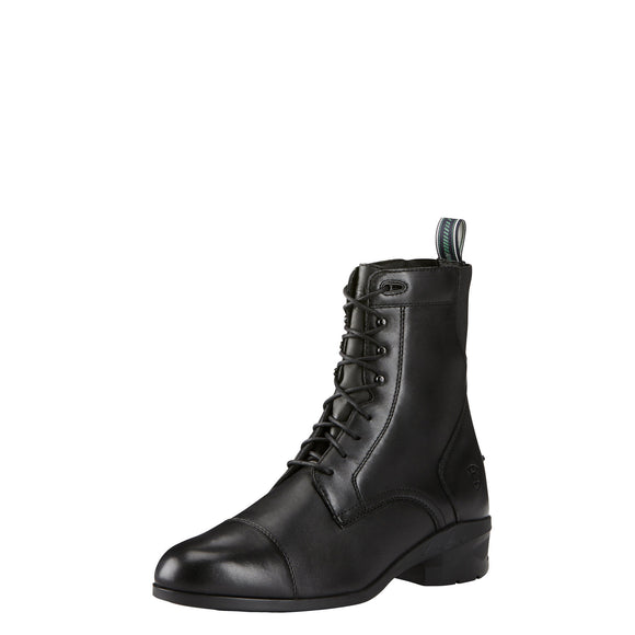Ariat Mens Heritage Iv Paddock Paddock Boot Black