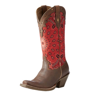 Ariat  Circuit Cheyenne Cattle Creek Brown