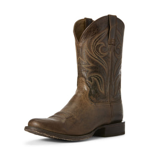 Ariat Mens Circuit Wildhorse Weathrd Russet - 10027193