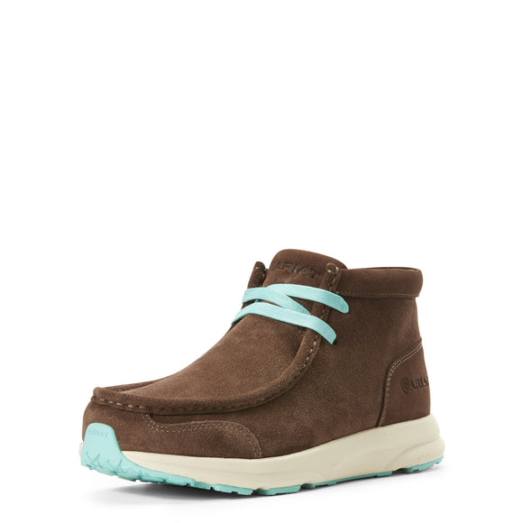 Ariat Womens Spitfire Palm Brown