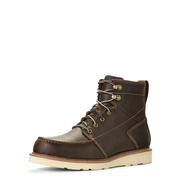 Ariat Mens Recon Lace Boot Brewed Barley