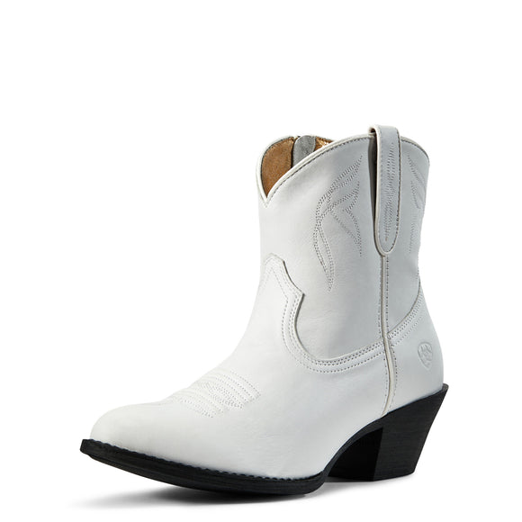 Ariat Womens Darlin Western Boot White