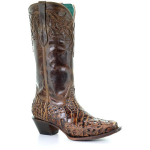 Women's Corral Western Boots Handcrafted - A3683