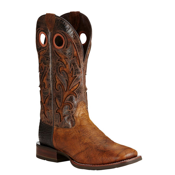 Ariat Men's Barstow Square Toe Cowboy Boots - RR Western Wear, Ariat Men's Barstow Square Toe Cowboy Boots