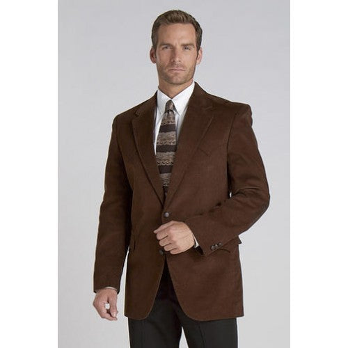 Circle S Men's Apparel - Lubbock - Sport Coat - Chestnut - RR Western Wear, Circle S Men's Apparel - Lubbock - Sport Coat - Chestnut