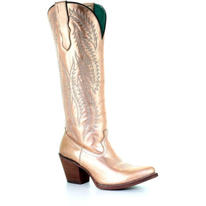 Women's Corral Tall Boots Handcrafted - E1380