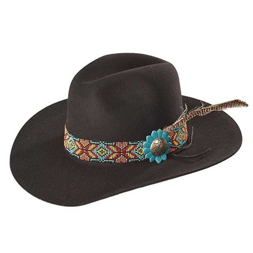 Charlie 1 Horse Hats Womens Cutoffs Fedora 2 Brim Straw Fashion Hat S