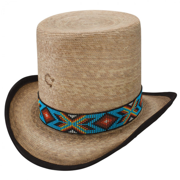 Charlie 1 Horse Outlaw Spirit - Straw Top Hat - RR Western Wear, Charlie 1 Horse Outlaw Spirit - Straw Top Hat
