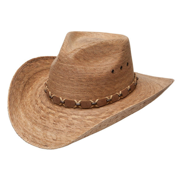 Charlie 1 Horse Toasted - Mexican Palm Cowboy Hat - RR Western Wear, Charlie 1 Horse Toasted - Mexican Palm Cowboy Hat