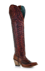 Women's Corral Western Boots Handcrafted - E1507