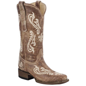 Women's Corral Western Boots Handcrafted - R1976