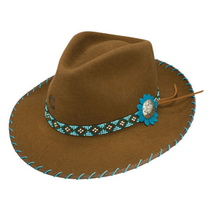 Charlie 1 Horse Paradise Valley - Wool Cowgirl Hat - RR Western Wear, Charlie 1 Horse Paradise Valley - Wool Cowgirl Hat