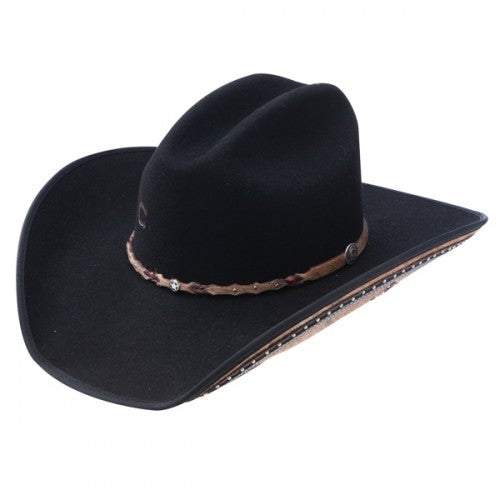 Charlie 1 Horse Rising Star - (4X) Wool Cowboy Hat - RR Western Wear, Charlie 1 Horse Rising Star - (4X) Wool Cowboy Hat