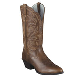 Ariat Women's Heritage Western R Toe Russet Rebel - RR Western Wear, Ariat Women's Heritage Western R Toe Russet Rebel