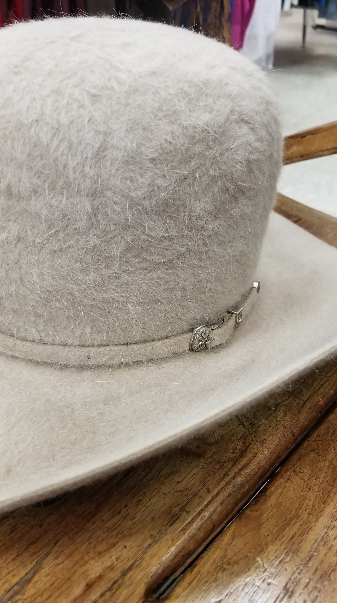 bab2e1139947d ... American Hat Company 20x Grizzly - Belgium Belly - RR Western Wear