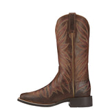 Ariat Women's Brilliance Sassy Brown Square Toe Boot - RR Western Wear, Ariat Women's Brilliance Sassy Brown Square Toe Boot