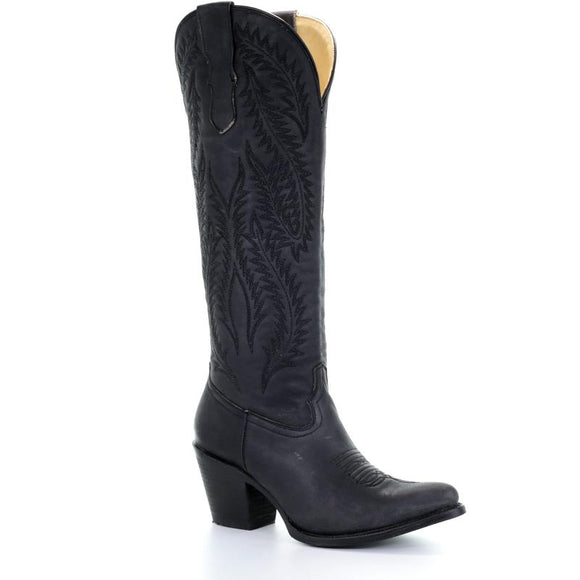 Women's Corral Tall Boots Handcrafted - E1320