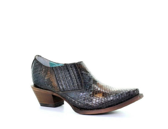Women's Corral Python Exotic Boots Handcrafted - C3455