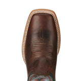 Ariat Men's Texaco Cognac Relentless Elite Western Boot - RR Western Wear, Ariat Men's Texaco Cognac Relentless Elite Western Boot